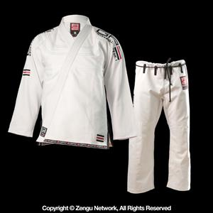 Grab and Pull Elite Jiu Jitsu Gi